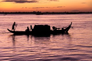 Tonle Sap, Phnom Penh